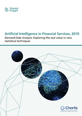 Artificial Intelligence in Financial Services, 2019: Demand-side
